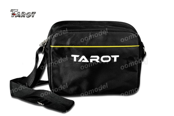 Tarot 450 Transmitter Backpack  top view