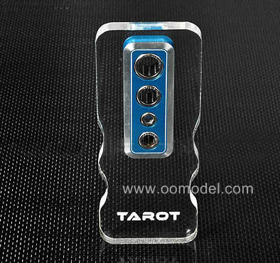 Tarot Feathering Shaft Wrench /Blue TL00005