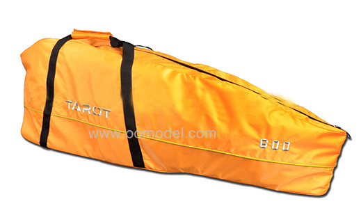Tarot 600 Size Heavy Duty Heli Carry Bag (Orange) TL2648-02