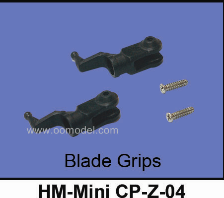 Walkera Mini CP Parts Blade Grips HM-Mini CP-Z-04