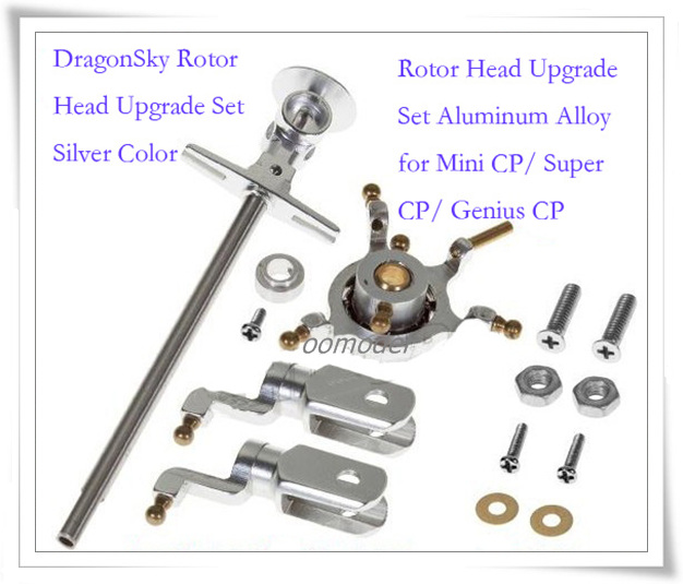 Genius CP Rotor Head Upgrade 1
