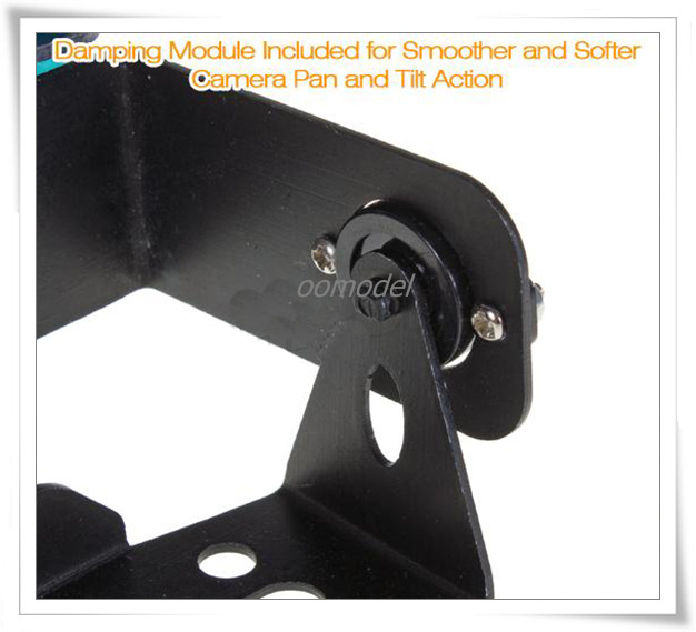 2 axis shock Absorbing Gimbal 3