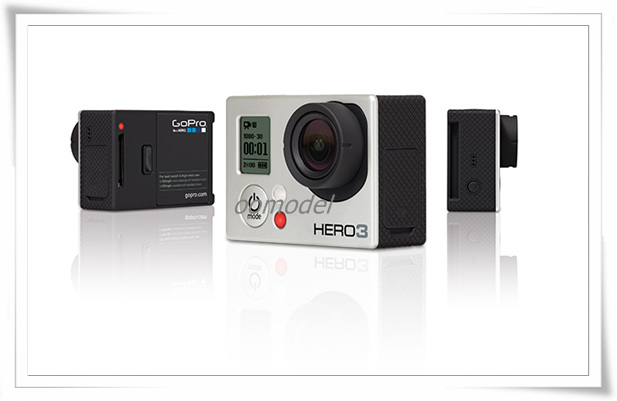 Gopro Hero 3 White 4