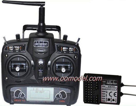 Walkera Devo 10 Radio