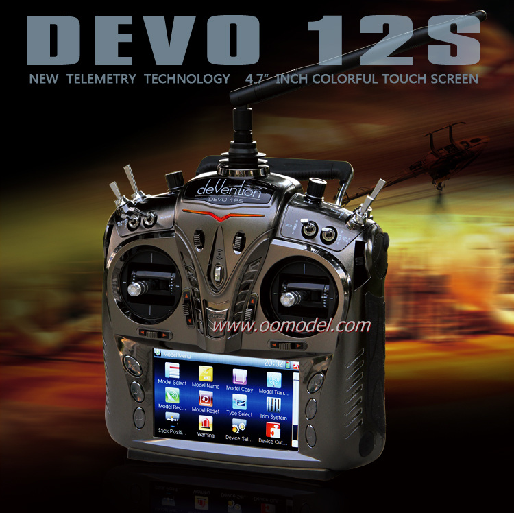 Walkera Devo 12S Radio