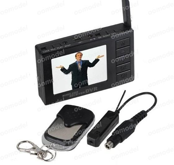 Wireless 5.8G DVR DV01