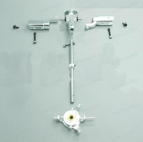 Master CP Metal Rotor Head 2