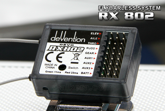 Walkera Rx802 receiver