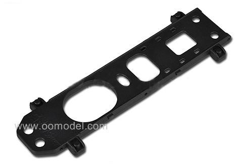 Tarot 450Sport V2 Parts Plastic Bottom Plate Black TL45150-01