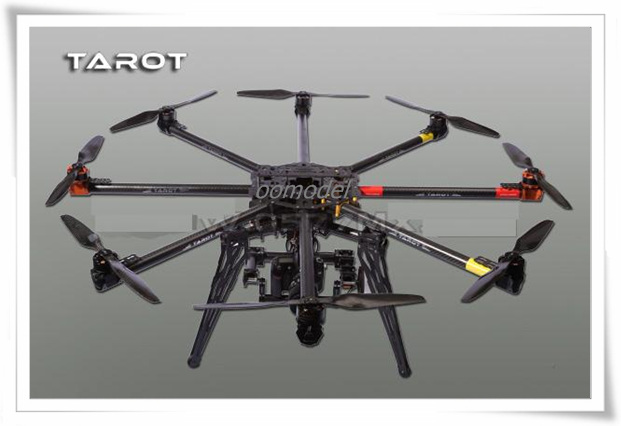 Tarot iron man 1000 quadcopter 3