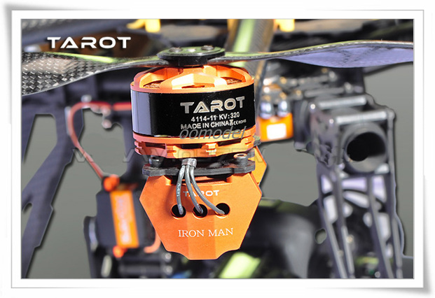 Tarot iron man 1000 quadcopter 4