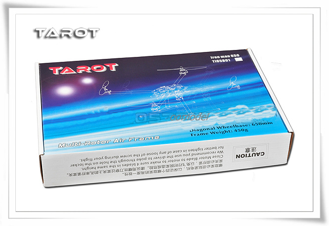 Tarot fy650 super combo package