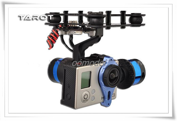 Gopro Brushless Gimbal 2