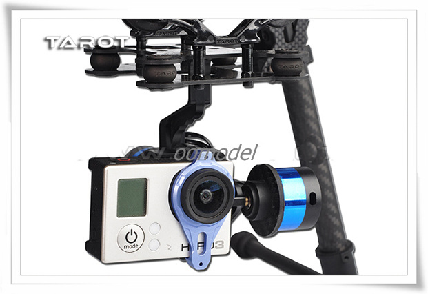 Gopro Brushless Camera Mount Rack 3