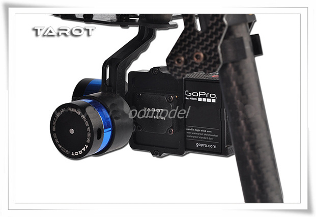 Gopro Brushless Gimbal 4