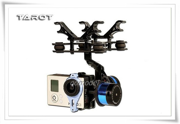 Gopro Brushless Camera Mount Rack