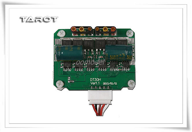 tarot 2 in 1 esc overview