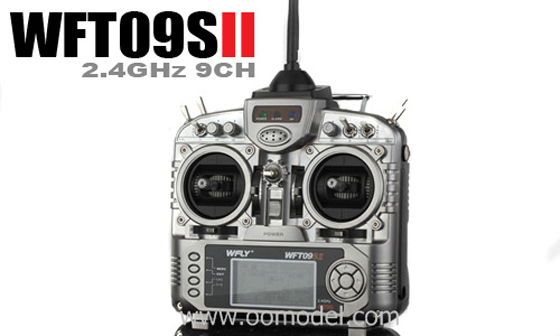 WFLY WFT09SII 2.4GHz 9channel